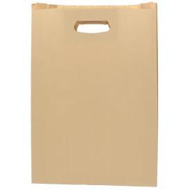 Bolsa Papel Hawanna Asas Troqueladas 70g 31+8x42cm (50 Uds)