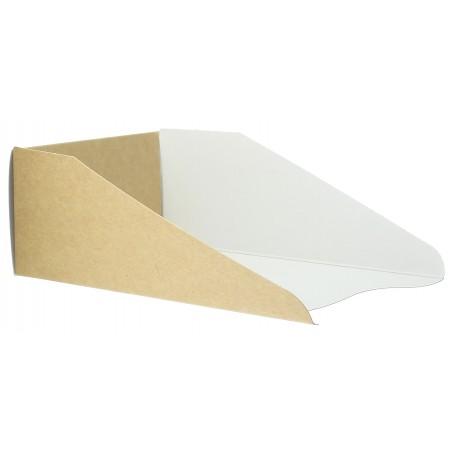 Envase de Cartón para Gofres 16x10cm (8000 Uds)