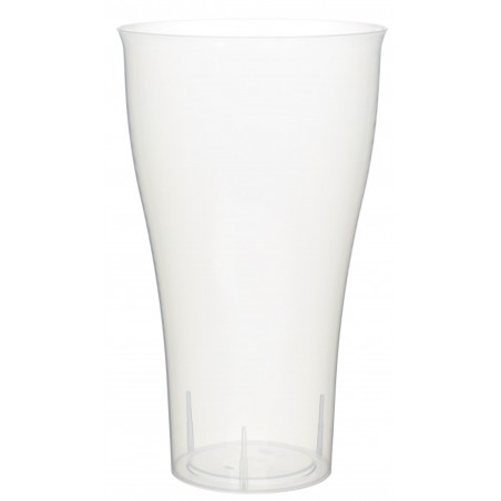 Vaso de Plastico Cocktail 430ml PP Transparente (300 Uds)