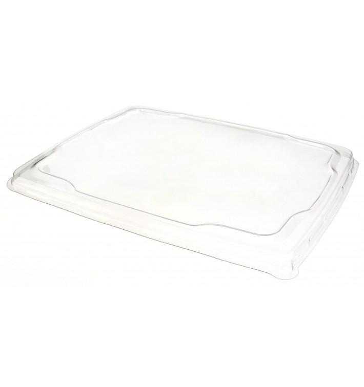 Tapa Plana de Plastico para Bandeja 316x265mm (25 Uds)