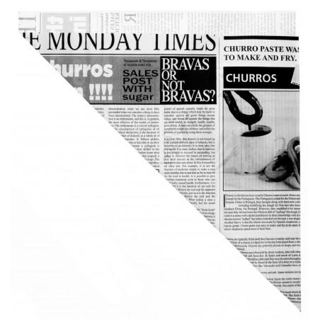 Cono de Papel Antigrasa Times 200mm 70g (2000 Uds)