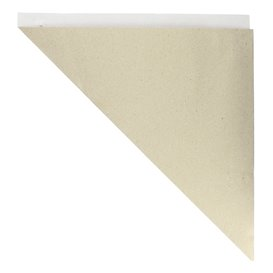 Cono de Papel Estraza Natural 295mm 250g (2.000 Uds)