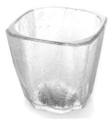 """Vaso Reutilizable SAN Chupito """"Cube"""" 40ml (6 Uds)"""