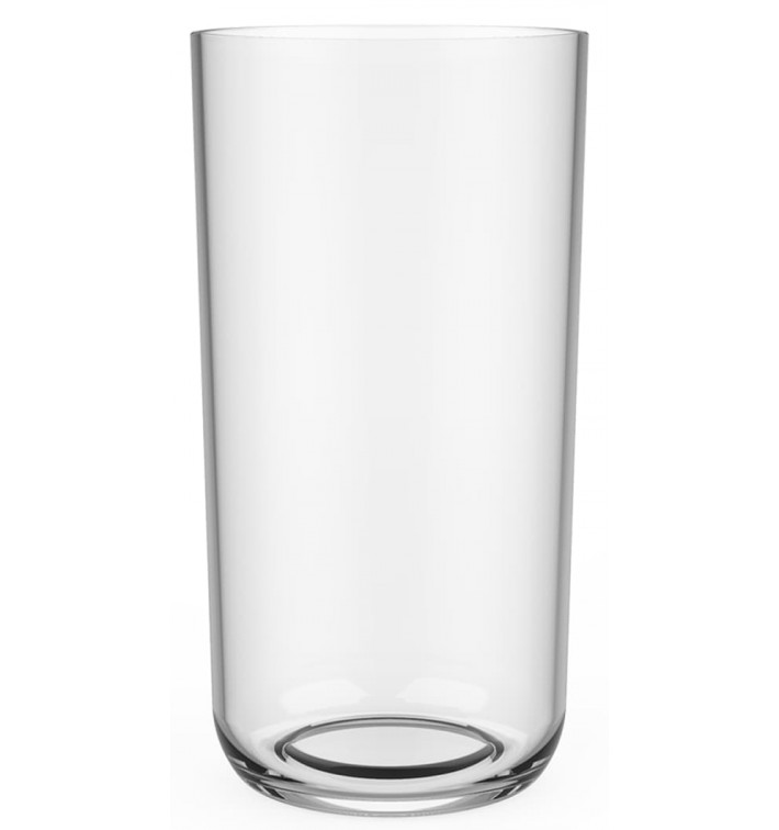 Vaso Reutilizable Tritan Transparente 325ml (6 Uds)