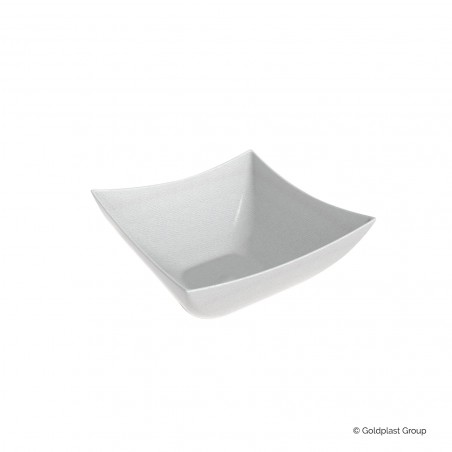 Minibol Cuadrado Caña de Azucar Blanco 7x7cm (50 Uds)
