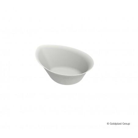 Minibol Gota Caña de Azucar Blanco 10x8cm (50 Uds)
