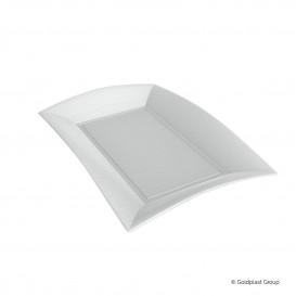Bandeja Caña de Azucar Blanco Nice 280x190mm (500 Uds)