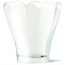 Bol Degustacion PS Tulipa Lily Transparente 100 ml (40 Uds)