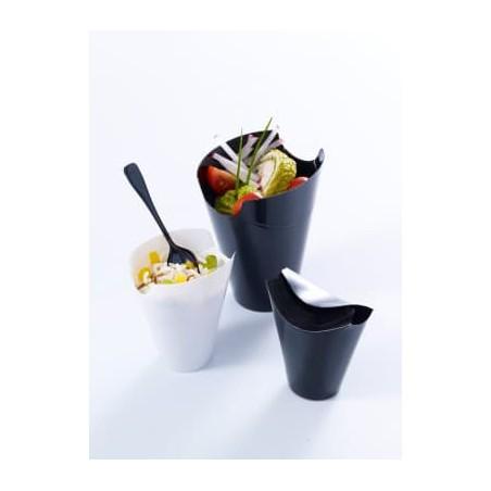 """Envase Degustación """"Click-Clack"""" PP Blanco 180ml (200 Uds)"""