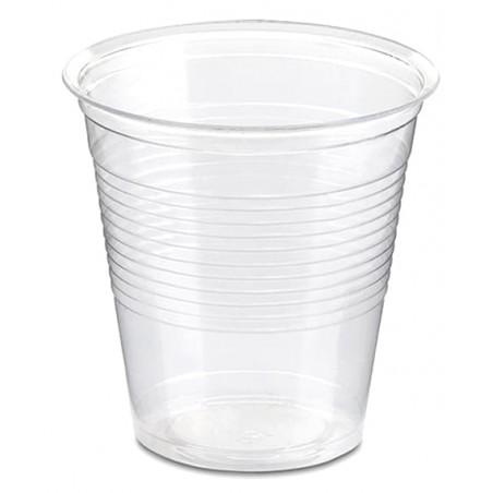Vaso de Plastico PS Transparente 100ml Ø5,7cm (50 Uds)