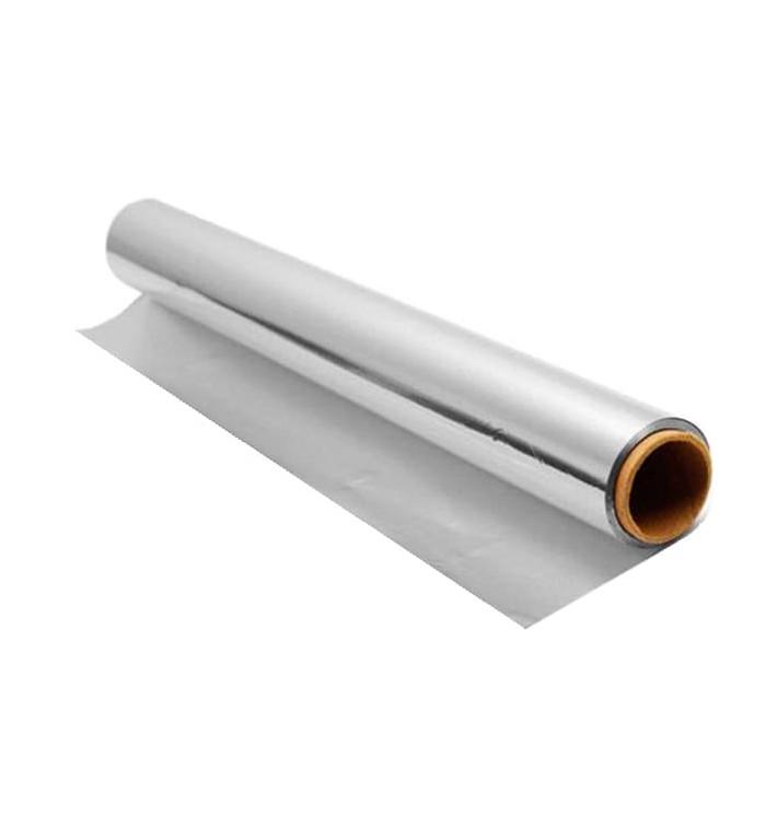 Bobina de Aluminio 30cm x 50m en Caja (40 Uds)