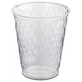 "Vaso Plastico ""Ruby"" PS Cristal 250ml (1250 Uds)"