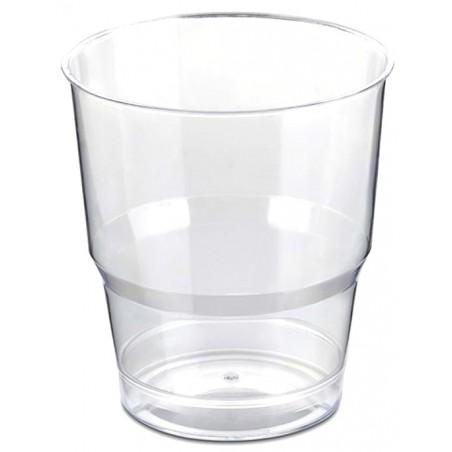 Vaso Plastico PS Cristal Duro 250ml (50 Uds)