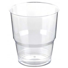 Vaso Plastico PS Cristal Duro 250ml (1250 Uds)