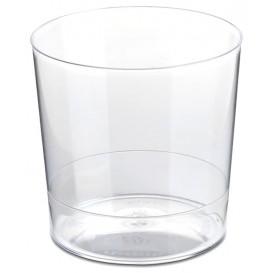 Vaso Plastico PS Cristal Duro 330ml (30 Uds)