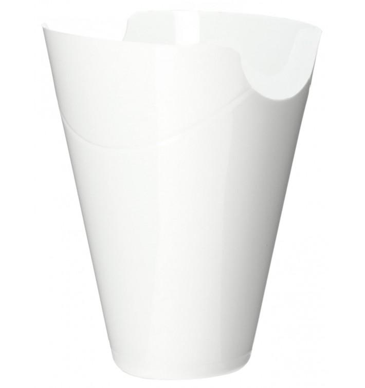 """Envase Degustación """"Click-Clack"""" PP Blanco 80ml (20 Uds)"""