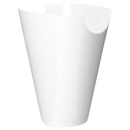 """Envase Degustación """"Click-Clack"""" PP Blanco 180ml (10 Uds)"""