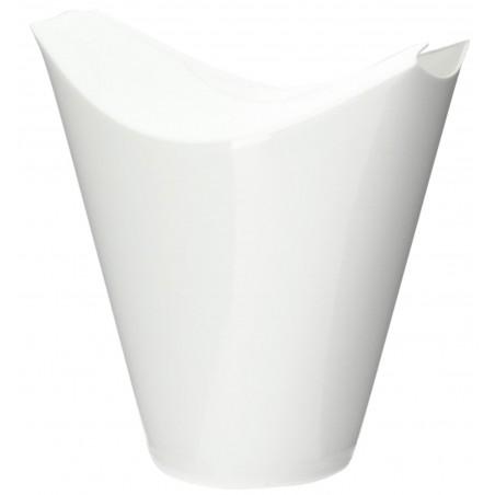 """Envase Degustación """"Click-Clack"""" PP Blanco 180ml (20 Uds)"""