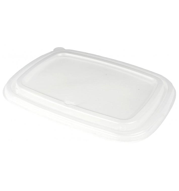 Tapa de Plastico PET para Bandeja de 210x160mm (75 Uds)
