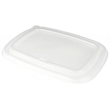 Tapa de Plastico PET para Bandeja de 210x160mm (300 Uds)