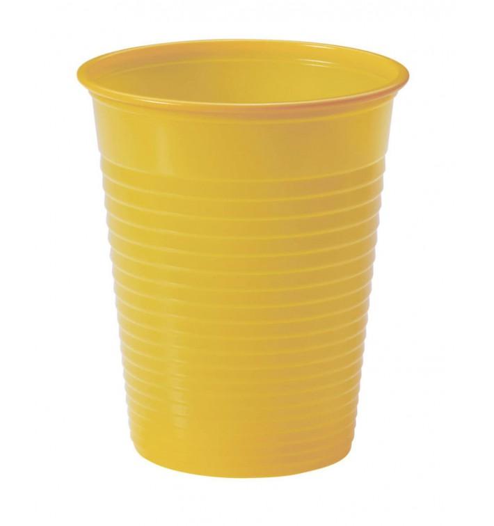 Vaso de Plastico PS Mango 200ml Ø7cm (50 Uds)
