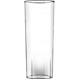 Vaso de Plastico Moon Transparente PS 300ml (490 Uds)