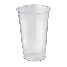 Vaso de Plastico PS Verde Anís 100ml (300 Uds)