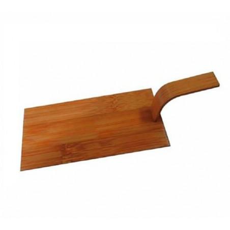 Mini Pala Bambú Natural Tapas 10x5 cm (100 Uds)