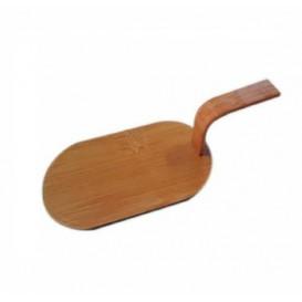 Mini Pala Bambú Natural Tapas 8x5 cm (800 Uds)