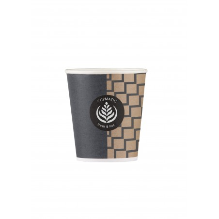 Vaso Carton Cupmatic 6Oz/192ml Ø7,0cm (3000 Uds)