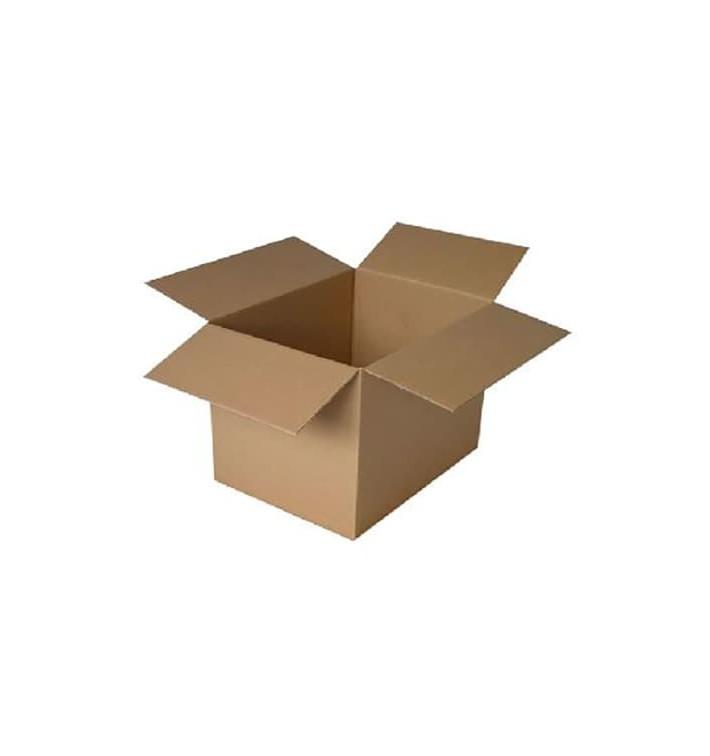 Caja para Embalaje Canal Simple 600x400x400 mm (25 Uds)