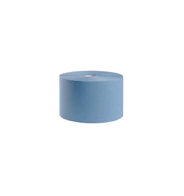 Bobina Industrial 2C Azul 4,5 Kg Lisa (2 Uds)