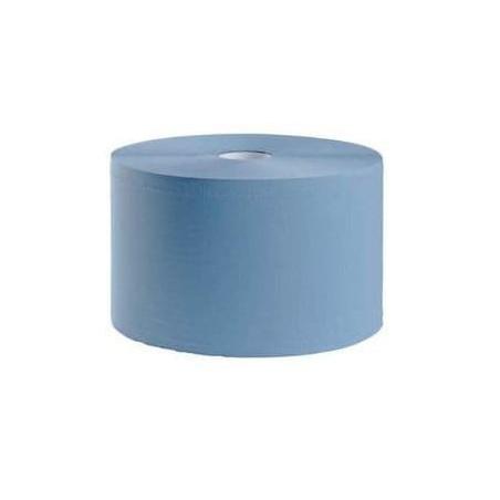 Bobina Industrial 2C Azul 4,5 Kg Pasta Lisa (2 Uds)