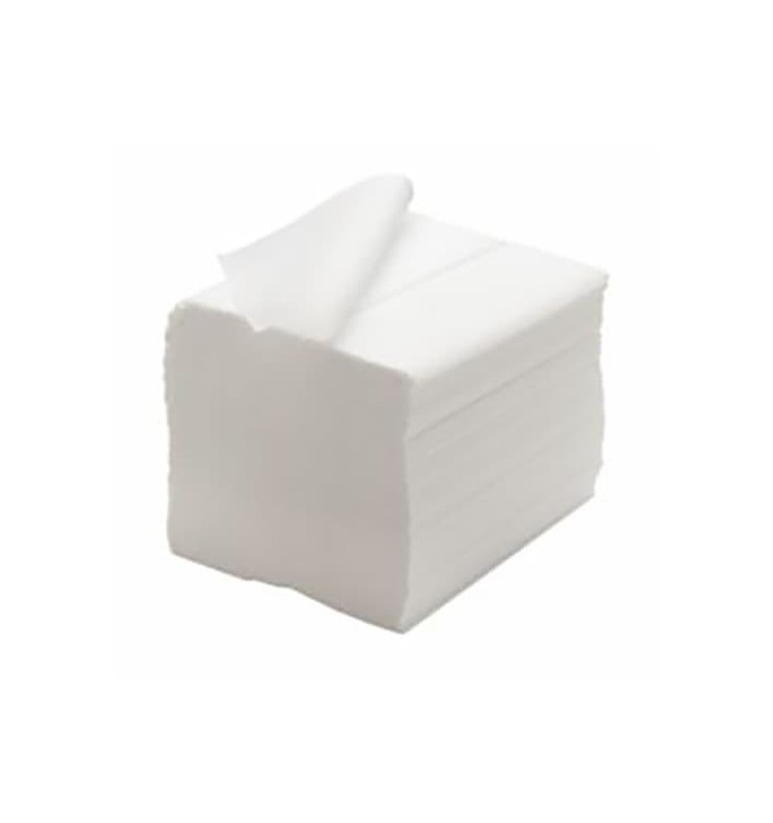 Higiénico Hoja Hoja Pasta 2C en Z de 11x21 cm (200 Uds)