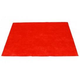 Mantel Individual Novotex Rojo 35x50cm 50g (500 Uds)