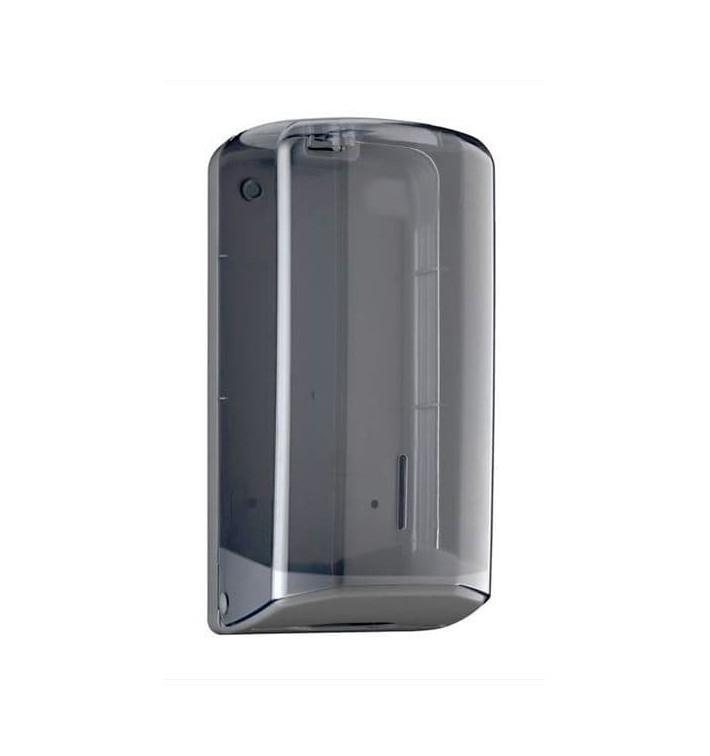 Dispensador Papel Higiénico Interplegado Z ABS Fumé (1 Ud)