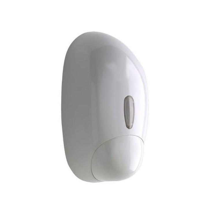 Dosificador Jabón Espuma ABS Blanco 900ml (1 Ud)