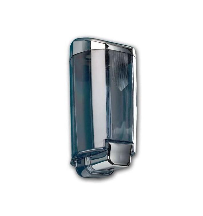 Dosificador Jabón ABS Fumé Cromado 1000ml (1 Ud)