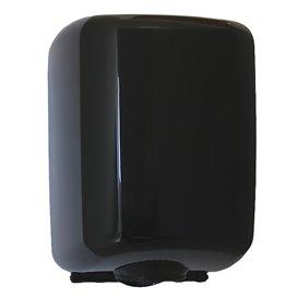 Dispensador Papel Chemine ABS Negro (1 Ud)