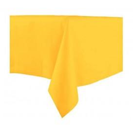 Mantel no Tejido Novotex Cortado 100x100cm Amarillo (150 Uds)