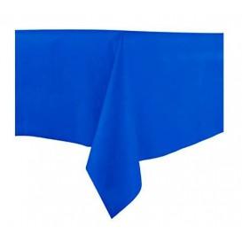 Mantel no Tejido Novotex Cortado 100x100cm Azul (150 Uds)