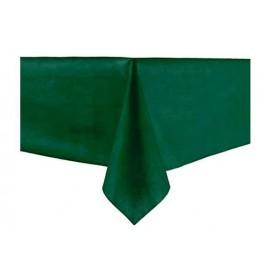 Mantel no Tejido Novotex Cortado 100x100cm Verde (150 Uds)