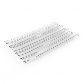 "Plato Degustación PS ""Bamboo"" Transparente 10x6cm (50 Uds)"