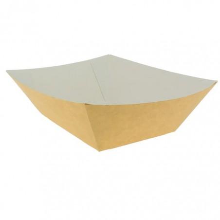 Barqueta 525ml Kraft 12,2x8x5,5cm (25 Uds)