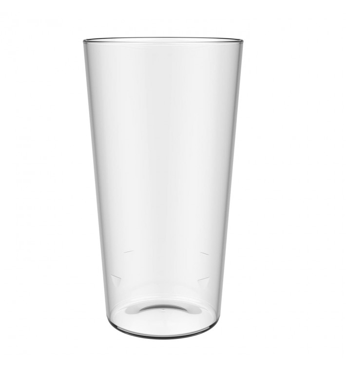 Vaso Reutilizable SAN Pinta Cerveza 586ml (5 Uds)