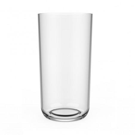 "Vaso Reutilizable Tritan ""Bio Based"" Transparente 325ml (6 Uds)"