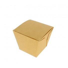 Caja de Comida para Llevar Wok Kraft 780ml (200 Uds)