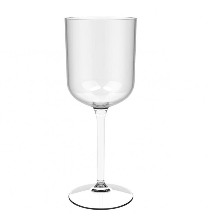 "Copa Reutilizable Vino ""Bio Based"" Tritan 420ml (6 Uds)"