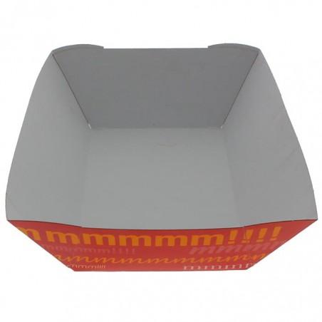 Barqueta 780ml Cartoncillo 155x90x55mm (450 Uds)
