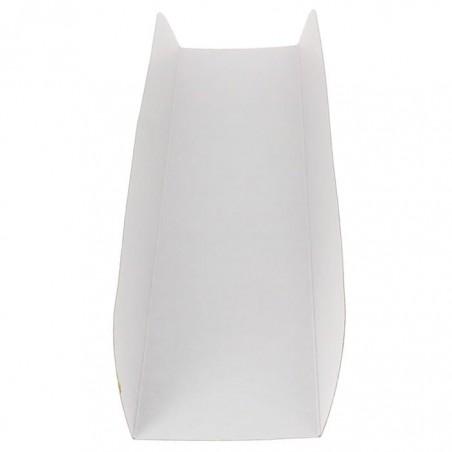 Bandeja Carton Abierta 30x6,1x3,2cm.Rosa (100 Uds)